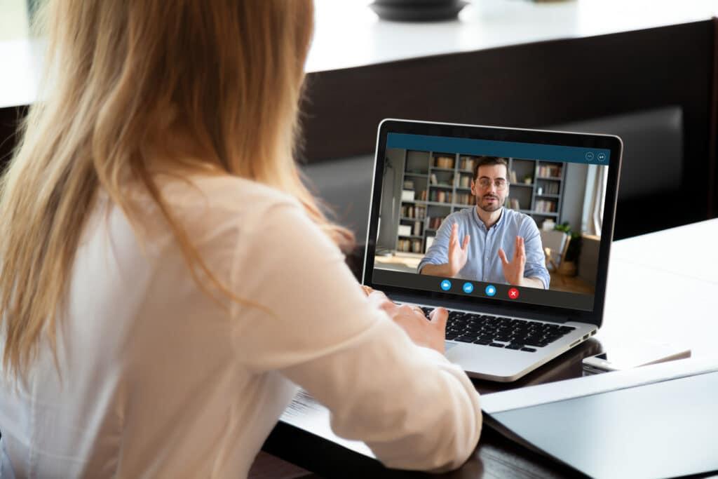 Interviewen op afstand: het online interview