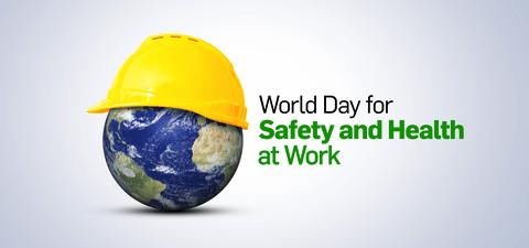 Werelddag voor veiligheid en gezondheid op het werk