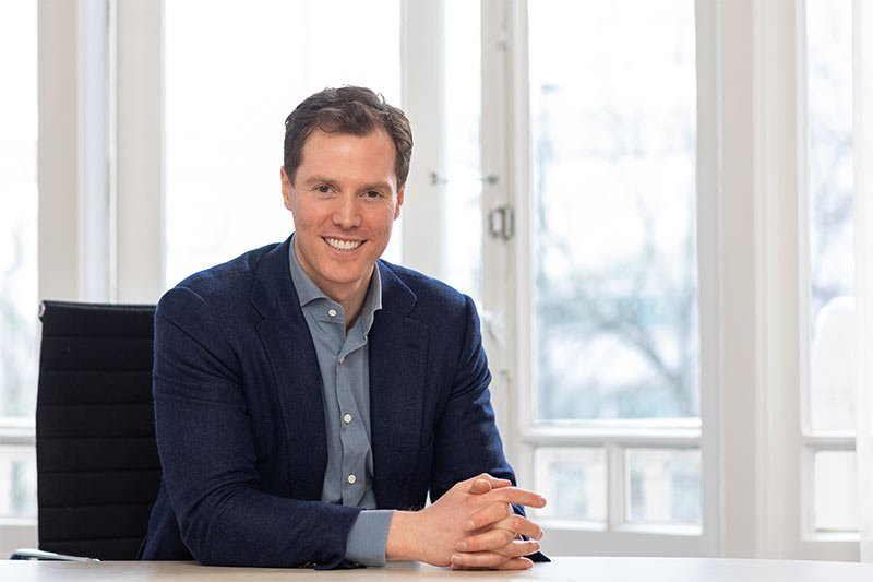 Dimitri Yocarini, CEO Olympia