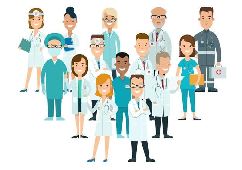 LTP - Effectieve teams in de gezondheidszorg