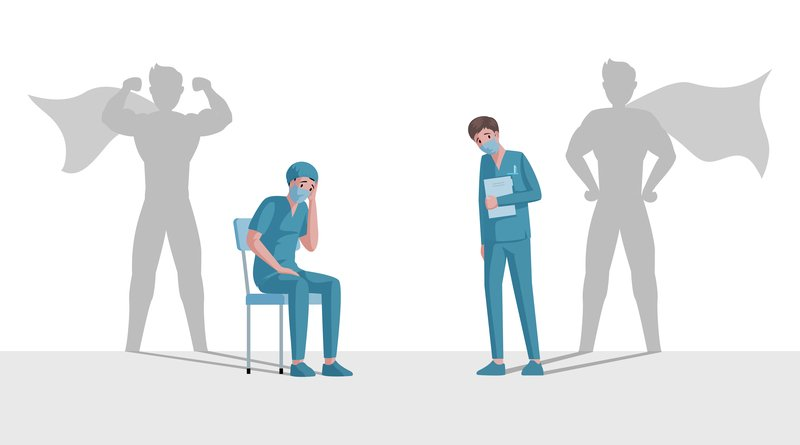 LTP - Effect corona op personeel in de zorg