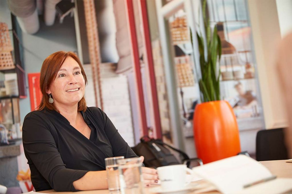 Lisette Jacobs - interview LTP Executive Services