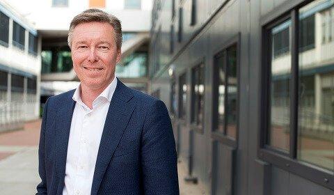 Ronald van Slooten - HR Director Sanquin