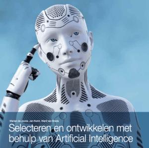 Artikel LTP in MD Tijdschrift over AI
