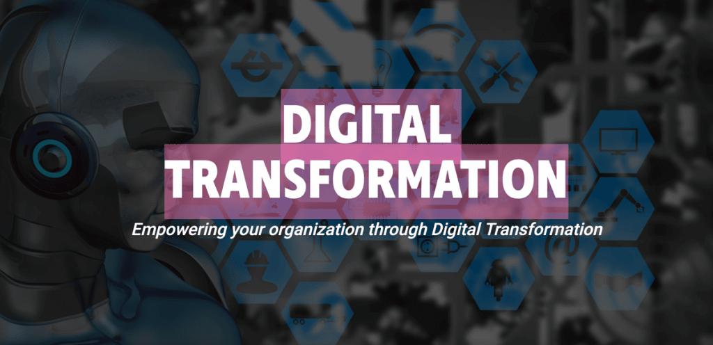 LTP aanwezig op Digital Transformation event 2 juni 2021