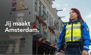 LTP draagt bij aan selectie handhavers gemeente Amsterdam